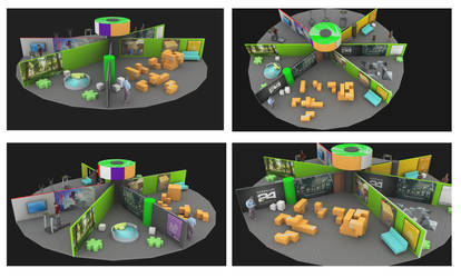 3d booth design24 by earthwormnistic