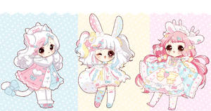 [Auction] Pastel Softness* [2nd OPEN] by Hinausa