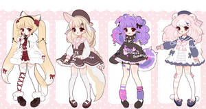 Kawaii Adopt: Offer to Adopt [ OPEN ] 1 day left by Hinausa