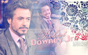 RDJr Robert Downey Jr by Anthony258