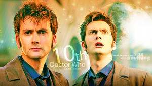 David Tennant Dr WHO by Anthony258