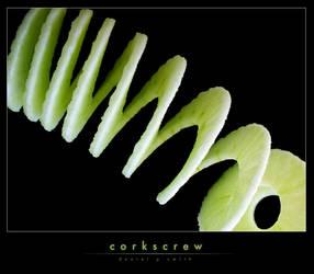 the corkscrew by denieru