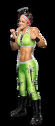 Bayley WWE by NuruddinAyobWWE