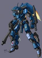 .:Warhawk:. by blackswordsman28