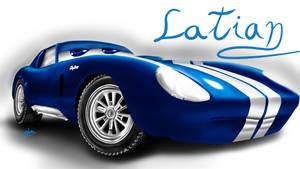 Latian by Ayrton--Senna
