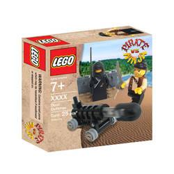 LEGO Pirate VS Ninja I by AntVar