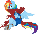 Rainbows Gone Rogue by Serenawyr