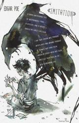 Edgar Allan Poe - Imitation by Thomas-tzar