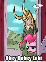Okey Dokey Loki by reaperfox