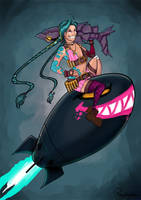 Get Jinxed! by reaperfox