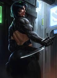 Cyber-Ops by SalvadorTrakal