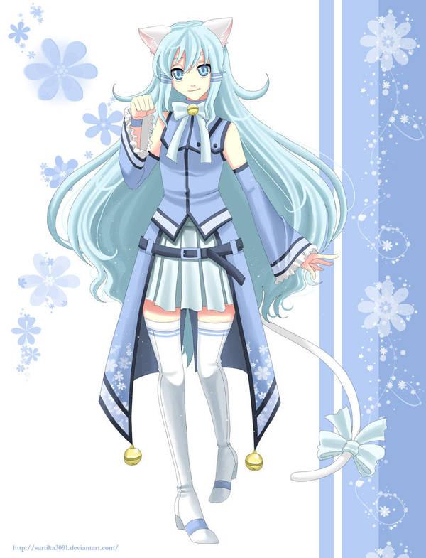 OC : Yurika by Sartika3091