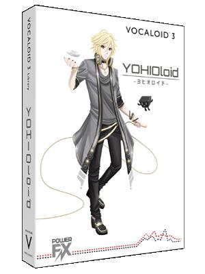 YOHIOloid Boxart by Sartika3091