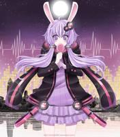Bunny Girl by Sartika3091