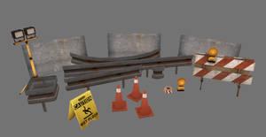 street work props by ToTac