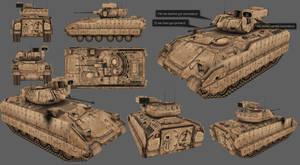 M2 Bradley by ToTac