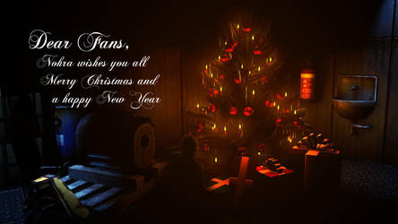 Nohras Christmas Card 2011 by ToTac