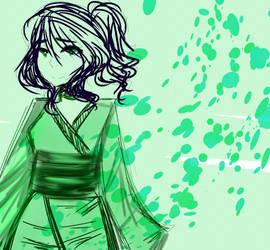 Anime Pose 1465 by shiv0611