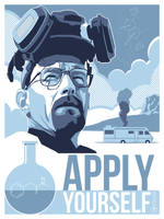 Breaking Bad - Apply Yourself! by McJade
