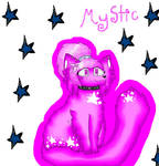 Mystic the fox by mysticmagicmanson999