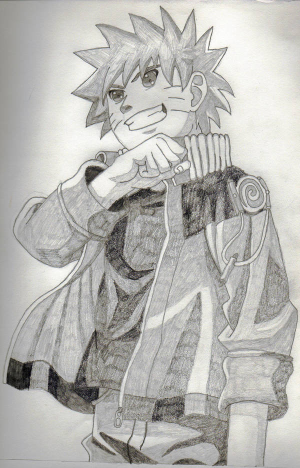 Naruto:Never Gives Up by Cascada01