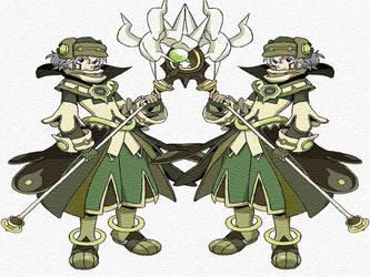 Tsukasa Xth form by Cascada01