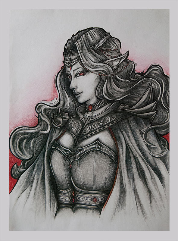 Mireida by SilenceInSilver