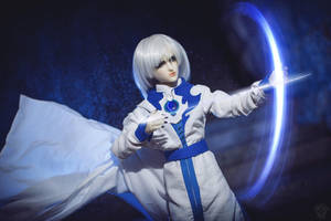 Yue - Cardcaptor Sakura cosplay by Ameretty