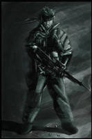 MGS3: Naked Snake by sith-x