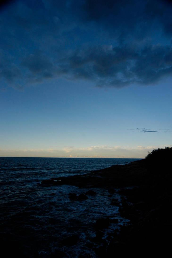 rerunning sunset by secret-luck-stock