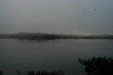 rainy landscape 1 by secret-luck-stock
