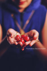 Cherries . . by ElAinawya