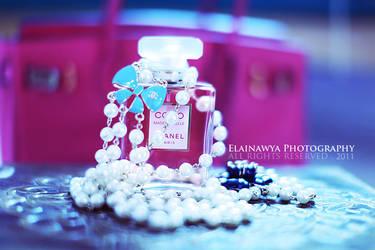 Coco Chanel by ElAinawya