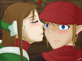:TP: Merry Christmas by Patto-san