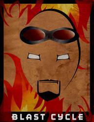 Blast Cycle - Illustration by ransim