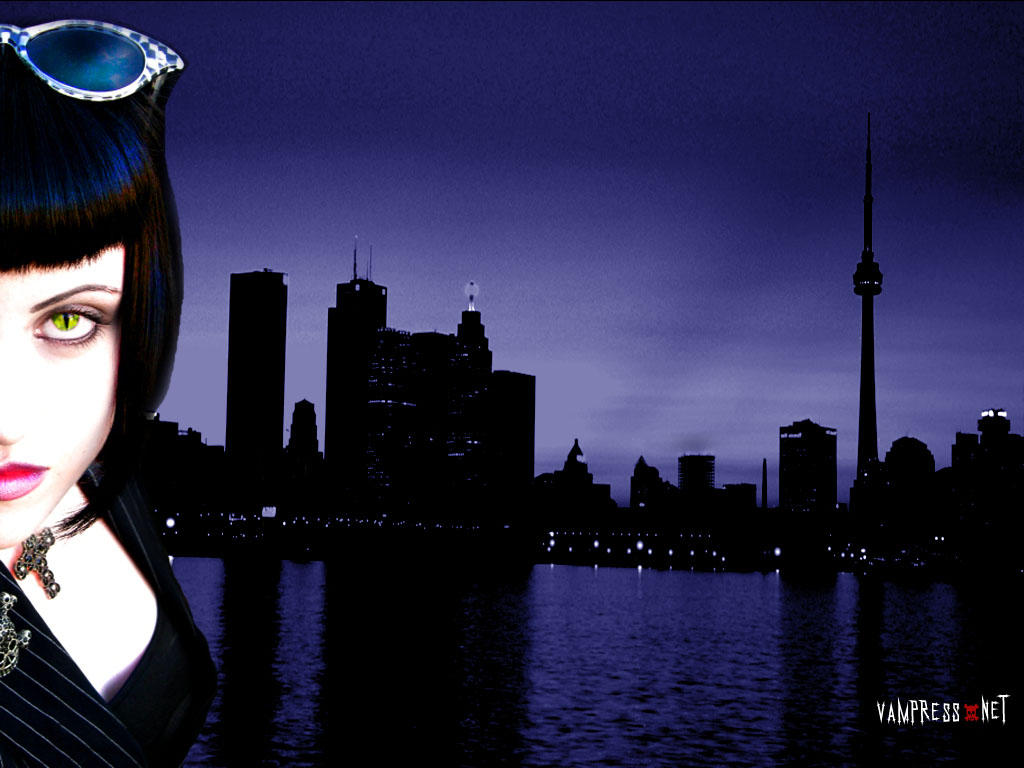 Toronto Vampire by ransim
