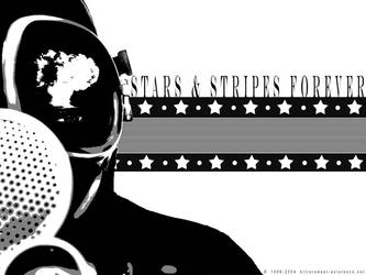 Stars -n- Stripes Forever by ransim