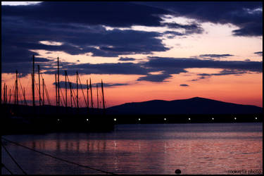 Alghero Sunset... by Mokarta-Photo