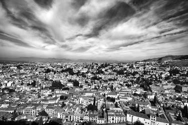 Granada through La Alhambra by JCNero