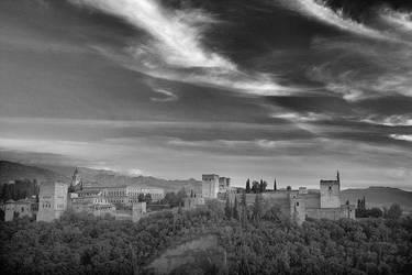 La Alhambra by JCNero