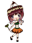 OC: Akio by craftsbysam
