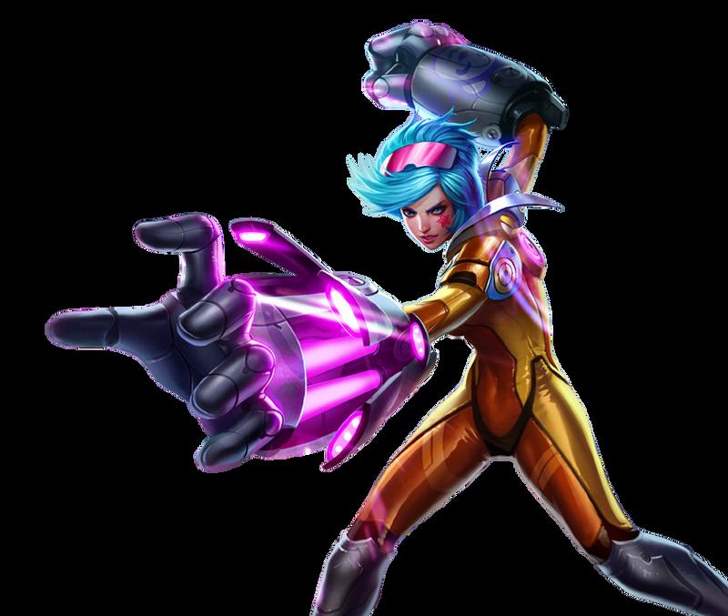 Vi Neon Strike by Sikk408