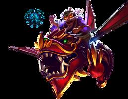 DragonWing Corki by Sikk408