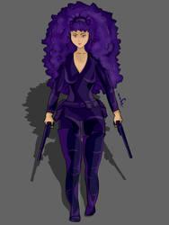 Violetta (OC?) by beepboopitsme