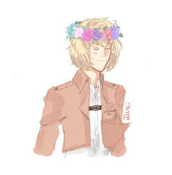 Armin by Joaneko