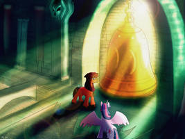 The Great Bell by Yula568