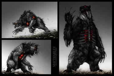 Bears by MattBarley