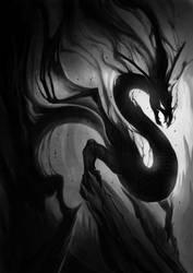 Made of darkness by MattBarley