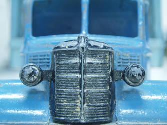 The Truck Headon by Solarlay