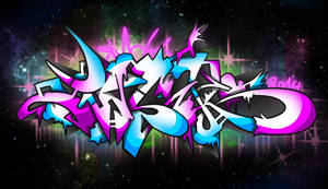 SmecK Graffiti Sketch 24 by SmecKiN